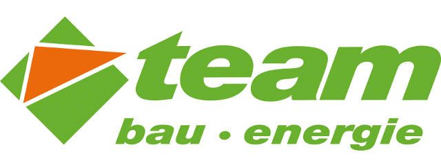 Logo team bau energie